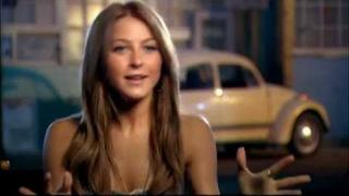 Julianne Hough interview -- Footloose (2011)