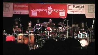 Jumping Drums - Hanibal, 2008, Brno, Kulturní dům Rubín