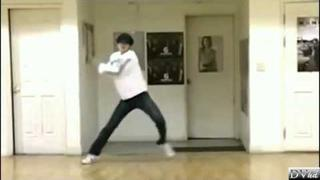 Jung Yunho / U-Know (TVXQ) - Singing and Dance Audition DVhd