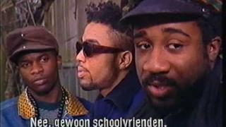 Jungle Brothers & A Tribe Called Quest - Dutch TV special 1990