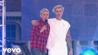 Justin Bieber - Sorry (Live From The Ellen Show)