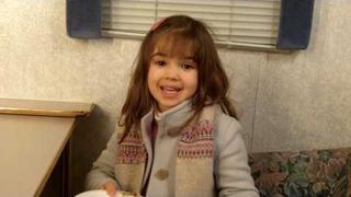 Kaitlyn Maher - 5yo - 'Santa Paws' Behind the Scenes 11/16/09