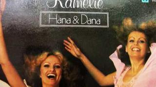 Kamelie - Hana & Dana - Cukr, káva, limonáda (originál vinyl LP 1981)
