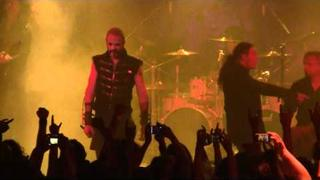 "Kamelot with Snowy Shaw "" March of Mephisto"""