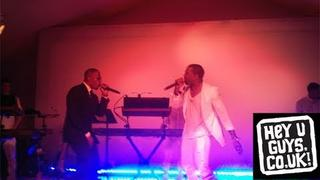 Kanye West & Jamie Foxx Perform Gold Digger @ Cannes 2011 - HeyUGuys