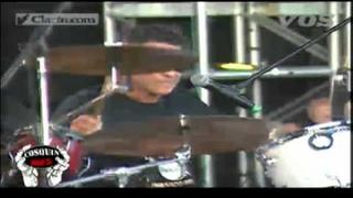 Kapanga Cosquin Rock 2012 - DÍA 3