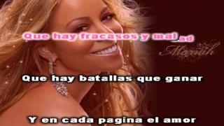 Karaoke Mariah Carey Heroe by Abiosis