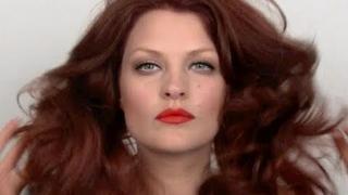 Karen Elson Make-up Tutorial