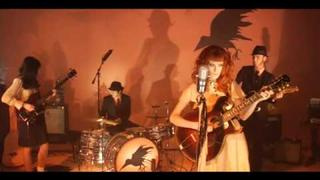 KAREN ELSON - The Birds They Circle