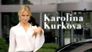 Karolina Kurkova new starparfume from LR Health & Beauty Systems