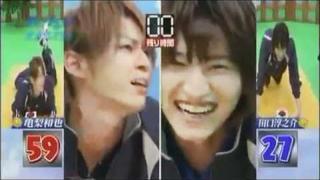 """Kat-tun """"Smile Athlete Competition"""" Eng Sub"""