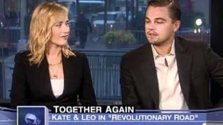 Kate Winslet & Leonardo DiCaprio - The Today Show