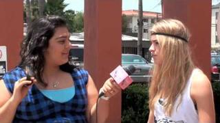 Katelyn Tarver Interview [Part 1]