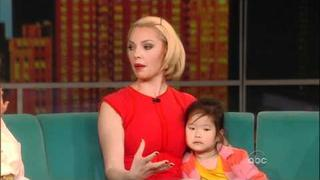 Katherine Heigl on the View 1a HD
