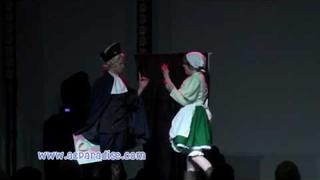 Katsucon 2010 - 3 Chibitalia and Holy Roman Empire Axis Powers Hetalia