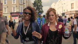 Katy B & Ms Dynamite — Notting Hill Carnival 2010