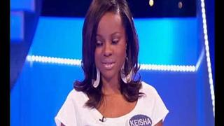 Keisha Buchanan All Star Mr and Mrs