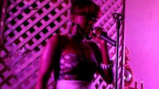 Keisha Buchanan-Push The Button/Overload-Jacques Townhouse, 19th July 2011