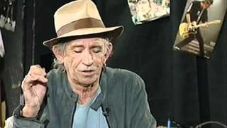 Keith Richards interview Andrew Marr Show Oct 2010 Part 1