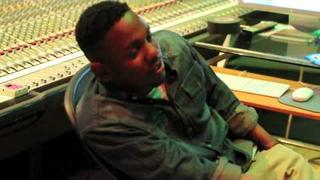Kendrick Lamar & Dr. Dre working on #Section80