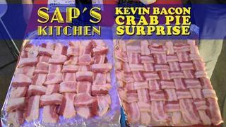 Kevin Bacon Crab Pie Surprise - SAP'S Kitchen