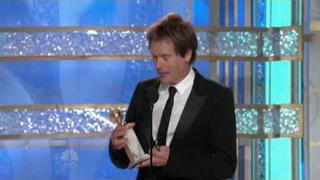 Kevin Bacon wins a Golden Globe for 'Taking Chance'! - 2010