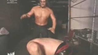 Khali attacked Kane on Smack Down!