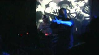 KHOMATOR + LAZY-O & DJ VENCZA, HIRS - Cieszyn 12.11.2011