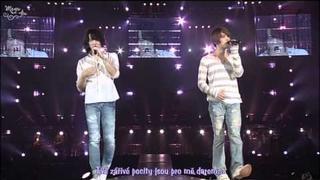 Kim Jaejoong & Park Yoochun - COLORS ~Melody & Harmony~ **LIVE**