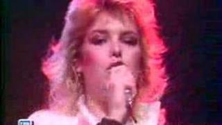 Kim Wilde Love Blonde (Top of the pops)