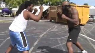 Kimbo vs. Dreads