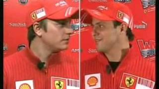 Kimi and Felipe