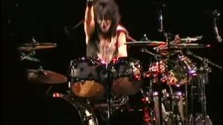 KISS - 100000 Years / Peter Criss Drum Solo - Virginia Beach 2000 - Farewell Tour
