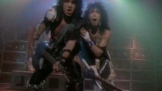 KISS-Heaven's on fire