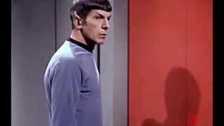 Kiss Mr. Spock (Kirk/Spock)