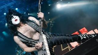 KISS Singer Paul Stanley on the Band's Famous Makeup