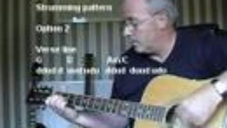 Knockin On Heavens Door - Bob Dylan - Acoustic guitar lesson