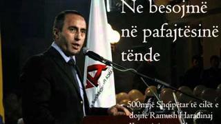 Kobra aKa Helmusi - Ramush Haradinaj ( 2010 new hitT)