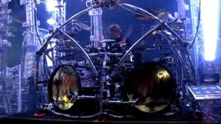 KoRn: Ray Luzier - Soundcheck - Pop A Pill - 24.09.2010 (munich)