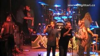 Křest CD Zaříkávač Hadů - Letovice 15.11.2008