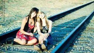 Kristen Rodeheaver and Lauran Irion Best Friends Forever