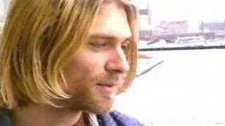 Kurt Cobain - Interview 1993 part4