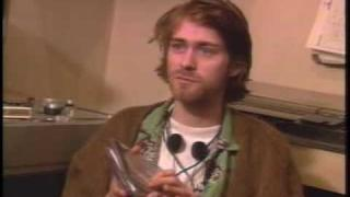 Kurt Cobain interview