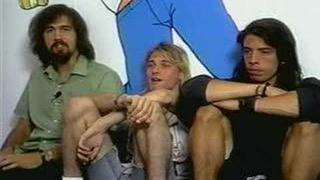 Kurt Cobain stoned interview