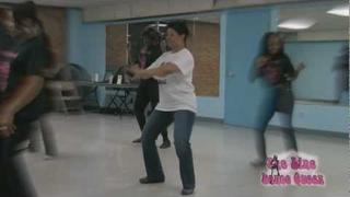 L' Argent Line Dance (Hip Hop Zydeco)