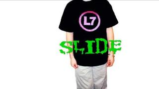 L7 BLOODSTAINS - SLIDE (COVER)