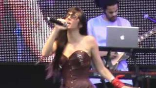 La Mala Rodríguez - La Niña @ Vive Latino - Abril 10, 2011