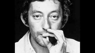 La noyée , Serge Gainsbourg