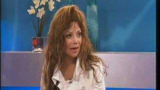 La Toya Jackson - Loose Women Interview (26/01/09)
