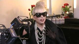 Lady Gaga Talks Elton John Duet